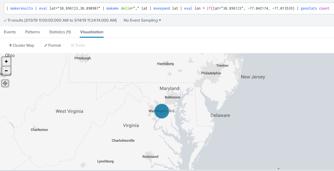 Custom Maps – 2, Using Your Map Inside Splunk | Sideview, LLC